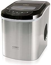 Caso 3301 IceMaster Pro ijsblokjesmachine, 18/8 roestvrij staal, 2,2 liter, zilver