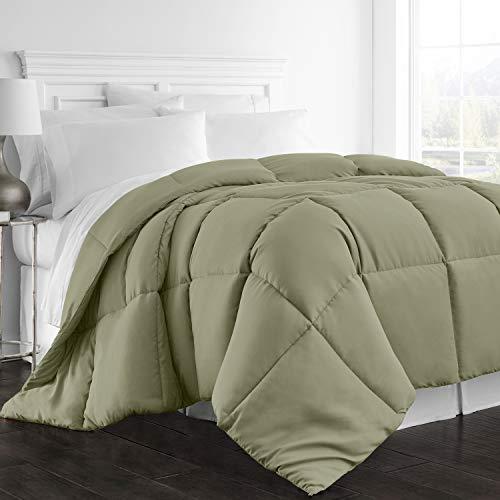 Beckham Hotel Collection 1300 Series - All Season - Luxury Goose Down Alternative Comforter - Hypoallergenic