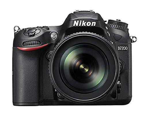 Nikon D7200 - Fotocamera digitale 24,72 MP