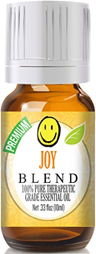 Joy Essential Oil Blend - 100% Pure Therapeutic Grade Joy Blend Oil - 10ml