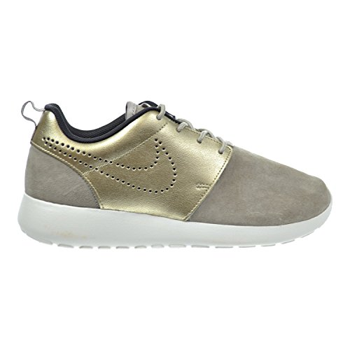en un día festivo Distribuir tubería  NIKE Roshe One Premium Suede Women's Shoes String/Metallic Gold Grain/Dark  Storm/Sail 820228-200- Buy Online in Barbados at barbados.desertcart.com.  ProductId : 73145861.