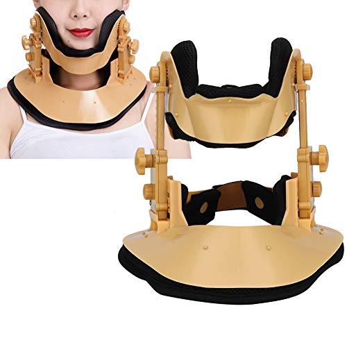 Halskragen, Einstellbares Halszugtraktionsgerät Lindert Schmerzen für Distraktionsgeräte, Nackenstützen & Halskrausen Und Druck In Der Wirbelsäule