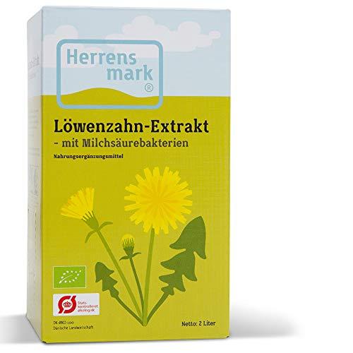 Herrens Mark - Löwenzahn-Extrakt, 1 l