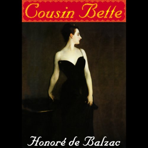 Cousin Bette cover art