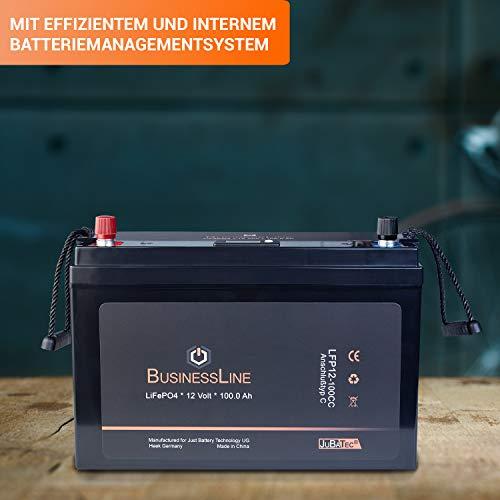 100 Ah LiFePO4 Bellyboat Elektromotor Batterie kaufen