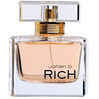 Johan B. Rich by Johan B for Women Eau de Toilette 85ml