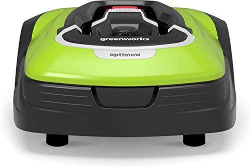 Greenworks Robot tondeuse Optimow 15 (tondeuse à batterie au
