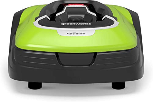 Greenworks Optimow 15 Robot cortacésped para 1.500m2, hasta 1500...