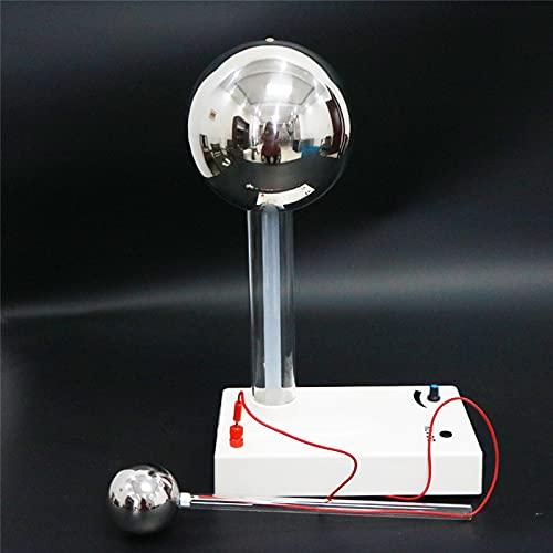 TWY Generador Van de Graaff, Generador electrostático, Aparato de Laboratorio, Equipo de enseñanza de física