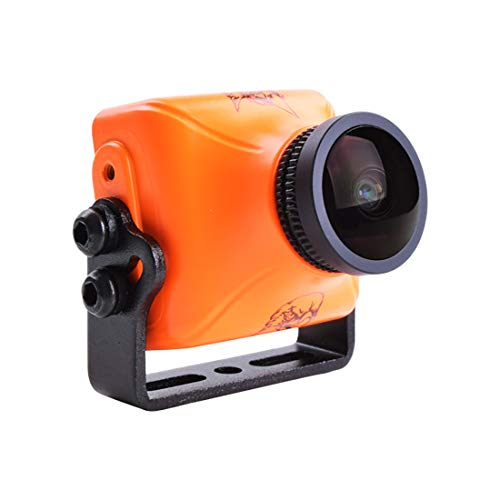 RunCam Night Eagle 2 Pro 1/1.8 CMOS 2.5mm 800TVL 0.00001 Lux 4:3 FPV Camera w/Integrated OSD Mic for Drone
