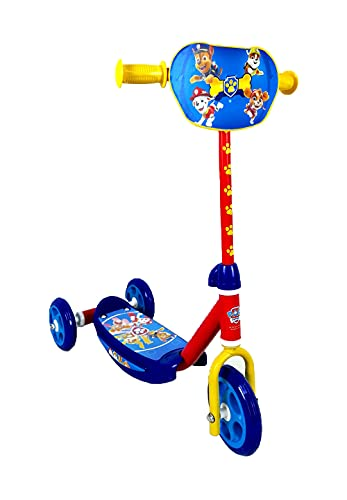 Paw Patrol Chase Skye Marshall Rubble Kinder Roller Tretroller Dreirad Scooter