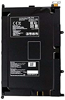 17.25Wh 3.75V Genuine BL-T10 Battery Compatible with LG G Pad 8.3 in Table V500 VK810 Series BL T10 4600mAh
