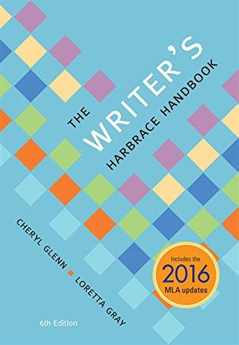 The Writer's Harbrace Handbook with APA Updates