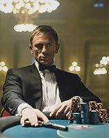 直輸入、大きな写真「007 カジノ・ロワイヤル」ダニエル・クレイグ Daniel Craig