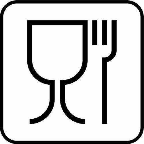 Ertex TransparentDurchscihtig Tischfolie Schutzfolie Tischschutz Folie Tischdecke 2,5 mm B Ware Lebensmittelecht (70 x 110 cm)