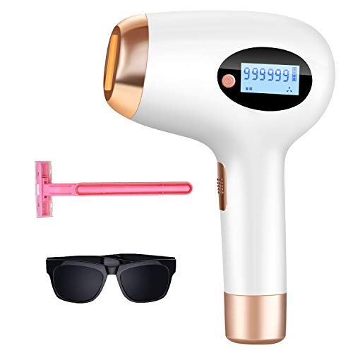 IPL Hair Removal Permanent Laser hair removal for Women And Men Painless Hair Remover Device At Home