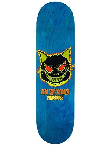 Birdhouse Multi Pro Animal Raybourn - 8.5 Inch Skateboard-Deck (One Size, Orange)