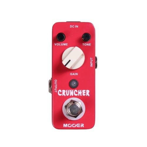 Mooer Cruncher - Distortion Pedal