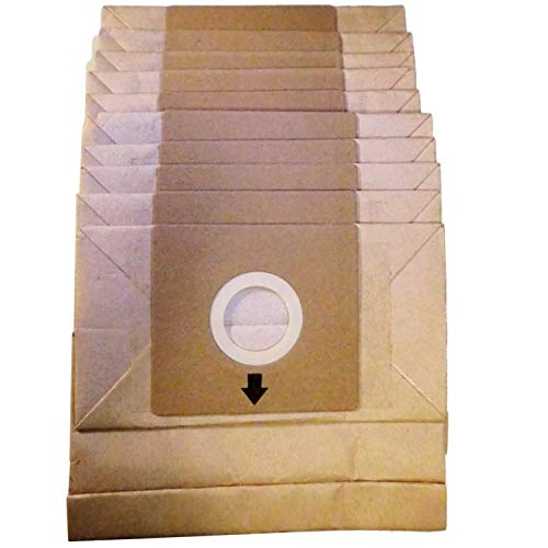 Domo DO7283S-Set2 - Bolsas para aspiradora DO7283S/DO7284S (papel, 2,5 L)