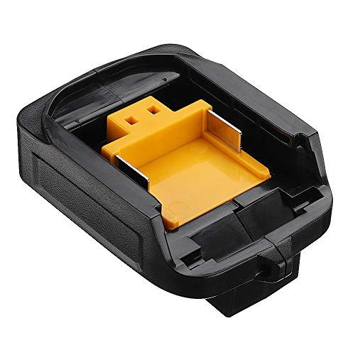 Adaptador de cargador de corriente USB convertidor para MAKITA ADP05 18V 14.4V batería de iones de litio