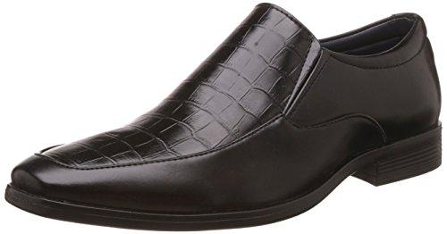 BATA Men's Roch Black Formal Shoes - 7 UK/India (41 EU) (8516220)