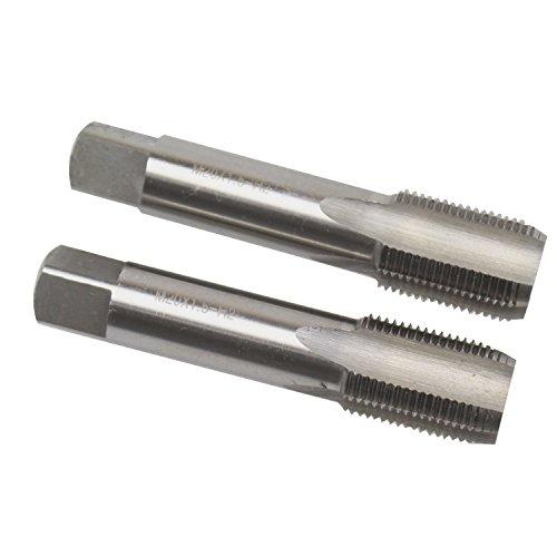 20mm X 1.5 Taper and Plug Tap M20 X 1.5mm Pitch
