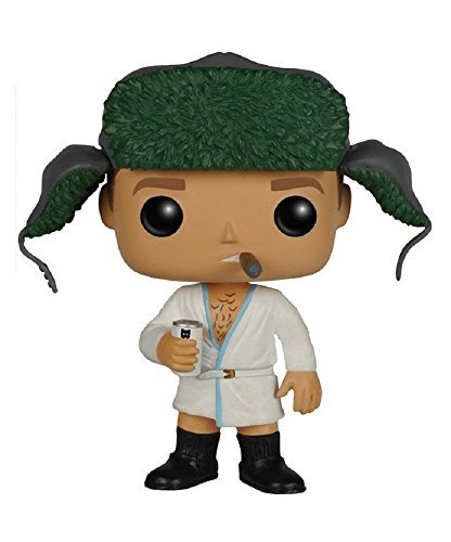 Funko POP! Movies: Christmas Vacation - Cousin Eddie,British Racing Green,white