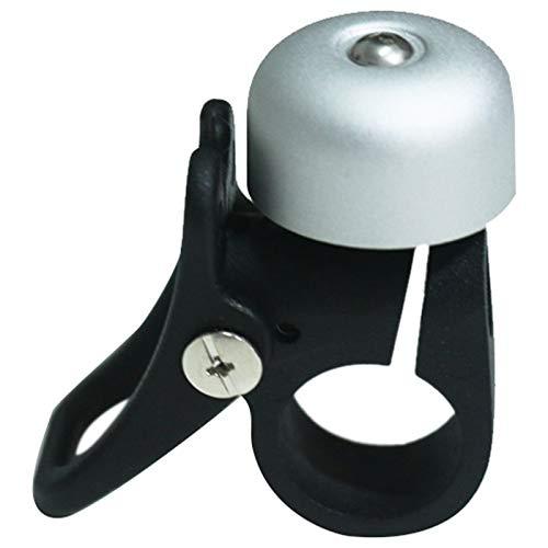 XZANTE Aleación de Aluminio Scooter Bell Campana Anillo de Cuerno con Montaje de Liberación Rápida para Xiaomi Mijia M365 Accesorio de Scooter Eléctrico