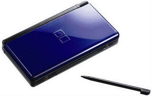 Nintendo DS - Konsole Lite #Cobalt Blau-Schwarz