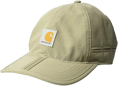 Carhartt Force Extremes Angler Packable Cap Gorra de béisbol, Desierto, Talla única para Hombre