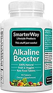 Sponsored Ad - Smarterway | Alkaline Booster | Multivitamin with Probiotic | Immune System Booster | Brain Support | Antio...