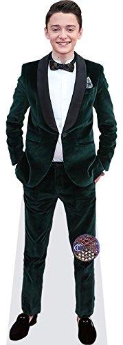 Celebrity Cutouts Noah Schnapp (Suit) Pappaufsteller lebensgross