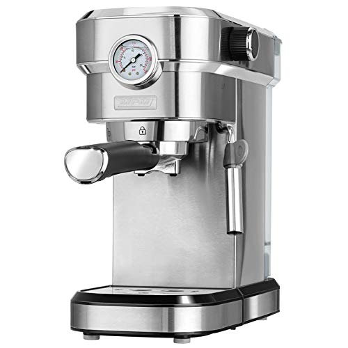 MPM MKW-08M Cafetera Express 20 Bares