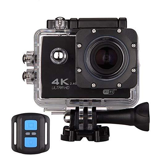 Waterproof Action Camera AD Sports Camera 4K 16MP WiFi Remote Control 170 Ultra Wide Lens Sony Sensor