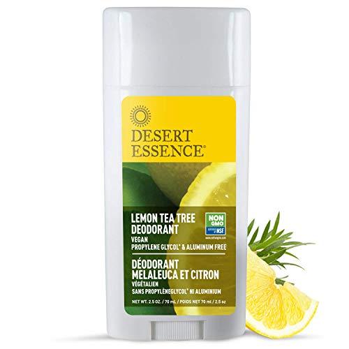 Déodorant arbre à thé/citron/hamamélis/aloé vera - stick 70 ml