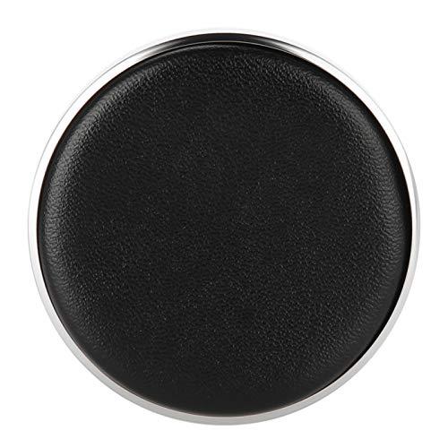 Kudoo Cojín de Movimiento de Reloj, Cojín de Caja de Reloj pequeño de PU, Caja de joyería para reparación de Relojes Herramienta de relojero Cuidado de Relojes Reparador de Relojes Suministro