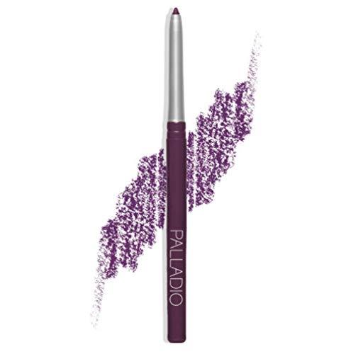 2 Pack Palladio Beauty Retractable Eye Liner Pencil 10 Exotic Plum