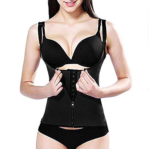 Afslankende tanktop - sauna - vrouw - bevattend - korset - sauna - hoofdband - vetsmelt - laat je afvallen - neopreen - modellering - pancera - origineel cadeau-idee - afslanken
