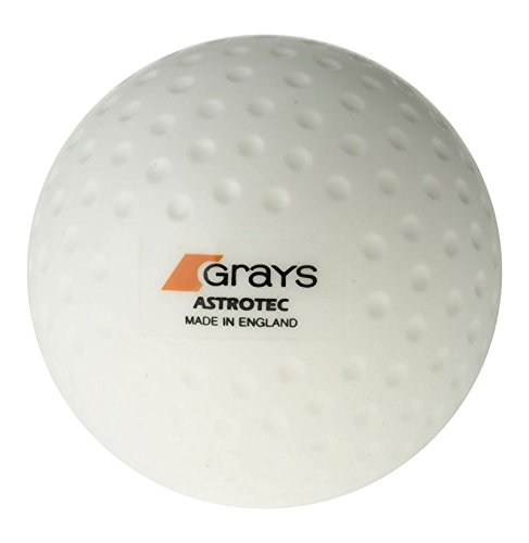 GRAYS Hockey AstroTec Ball – Weiß -