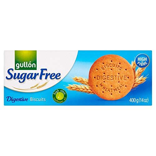 Gullon Sugar Free Digestive Biscuits 400g
