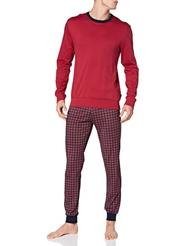 CALIDA Herren Family & Friends Pyjamaset, Rumba red, XL