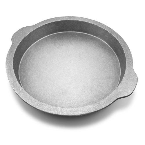 Wilton Armetale Gourmet Grillware Deep Dish Sizzle Skillet, Round, 15-1/2-Inch