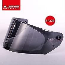 Helmets   ff320 Helmet Visor Suitable for LS2 FF320 FF328 FF353 Model Transparent Smoke Colorful Helmet Lens no pinlock Hole   by ATUTI