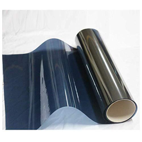 ZXL raamfolies raamisolatie glas muur sticker donker venster papier home slaapkamer zonnebrandcrème transparante sticker ondoorzichtige doorschijnendheid: 22% (grootte: 30 * 100 cm)