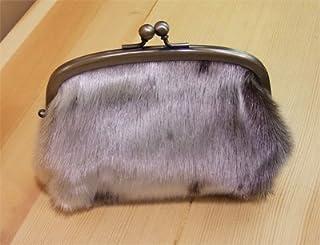 アザラシ 財布(親子がま口)