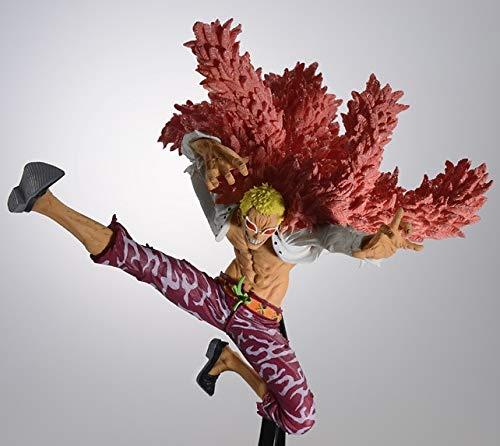 Missyou EinteiligeFigurenDonquixoteDoflamingoAnime Action Figure15Cm,PVC Figuren Spielzeugsammlung