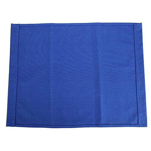 YOIM Paño De Silla, Reemplazo De Lienzos De Silla 2 Tamaños para La Mayoría De Las Personas para Silla De Director Informal(Azul)