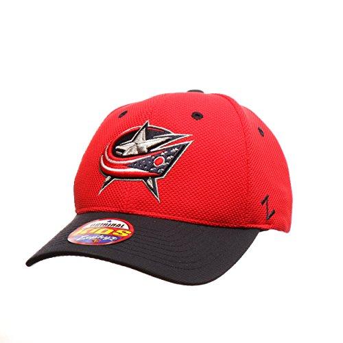 Zephyr Youth NHL Tyke verstellbar Snapback Cap-zweifarbig Kinder Größe verstellbar Baseball Hat, Columbus Blue Jackets