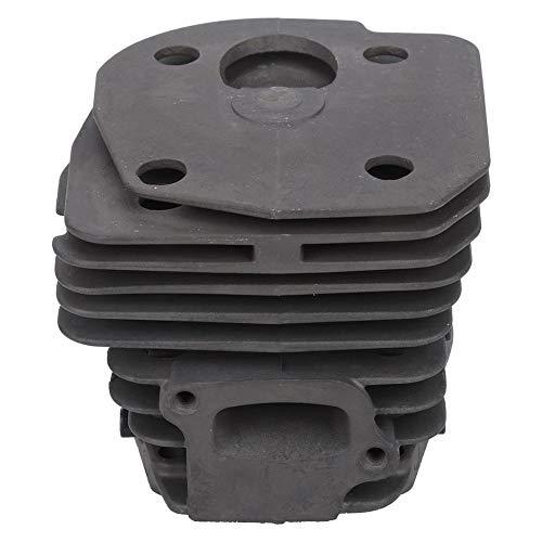 Aluminium mit hoher Genauigkeit 1,8 Zoll Verschleißfester Zylinderersatz mit hoher Härte, Zylinder, Benzinkettensäge für Kettensäge