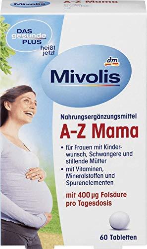 DAS gesunde PLUS A-Z Mama Tabletten, 60 St.